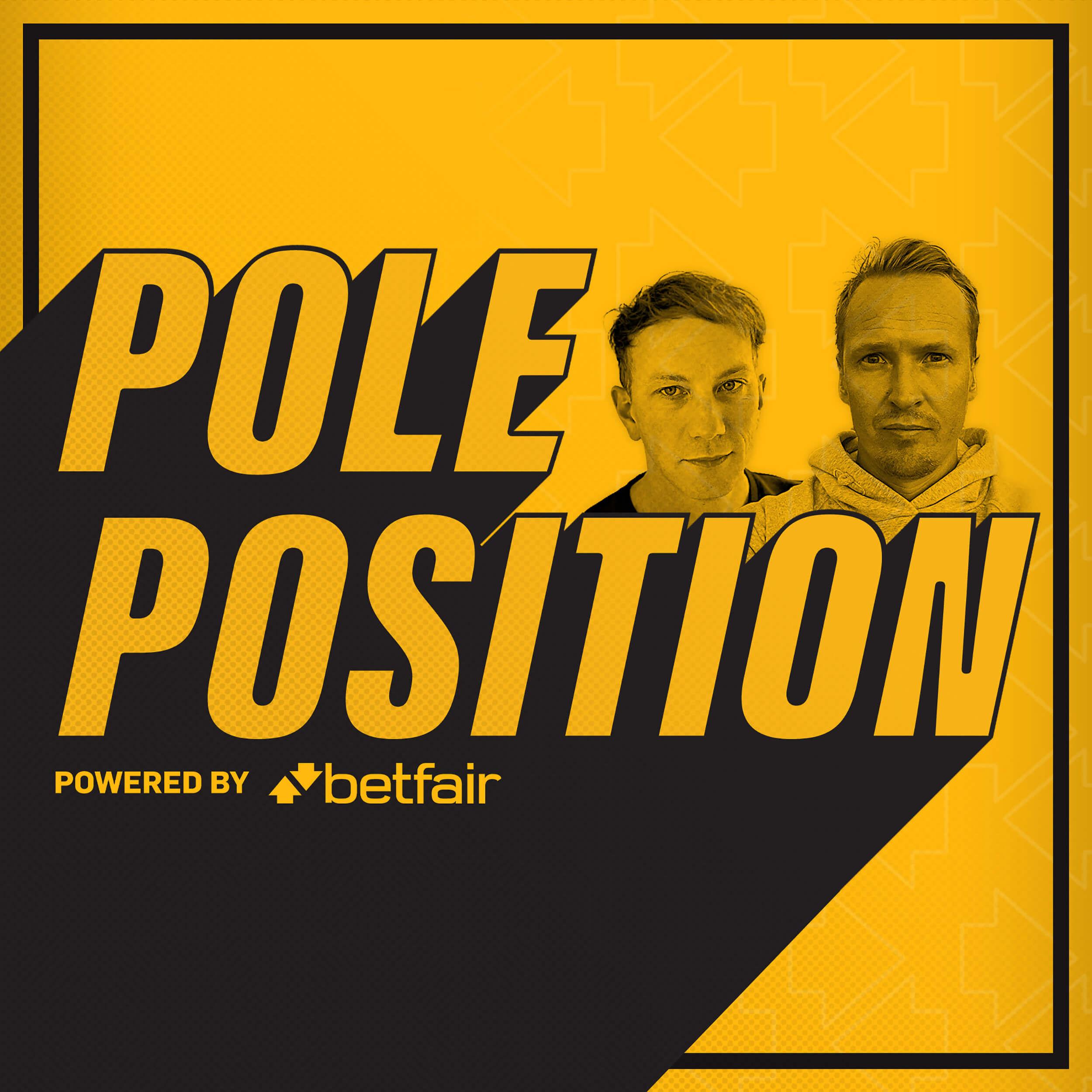 Pole Position med Striker